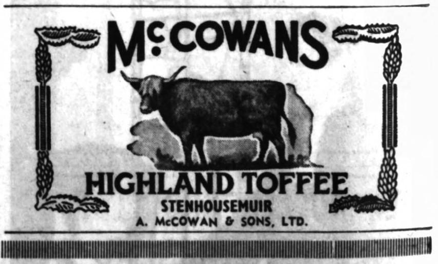McCowan's Brand Identity and Values