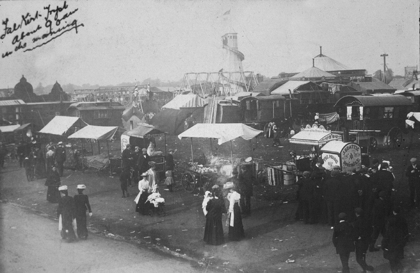 Falkirk Ways: Stenhousemuir
