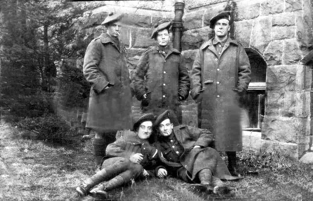 George Sneddon: A Local Soldier