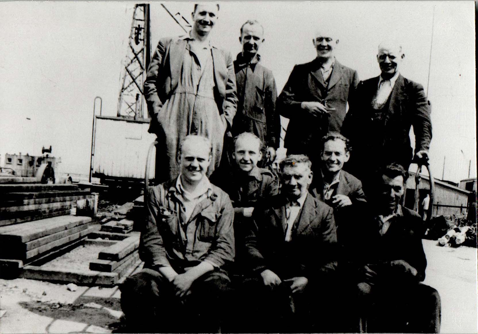 Grangemouth Dockyard Company Limited