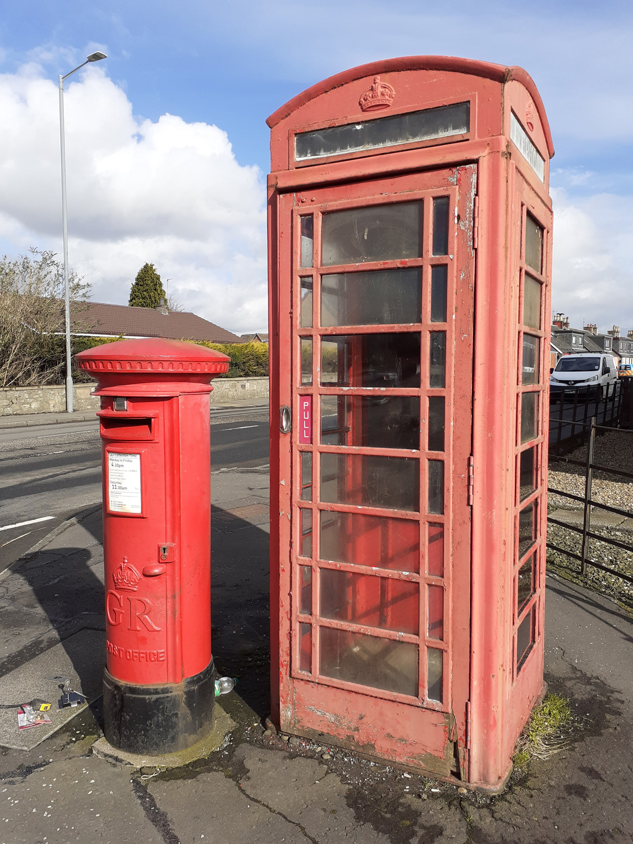The History of the Cast Iron Pay Phone Box