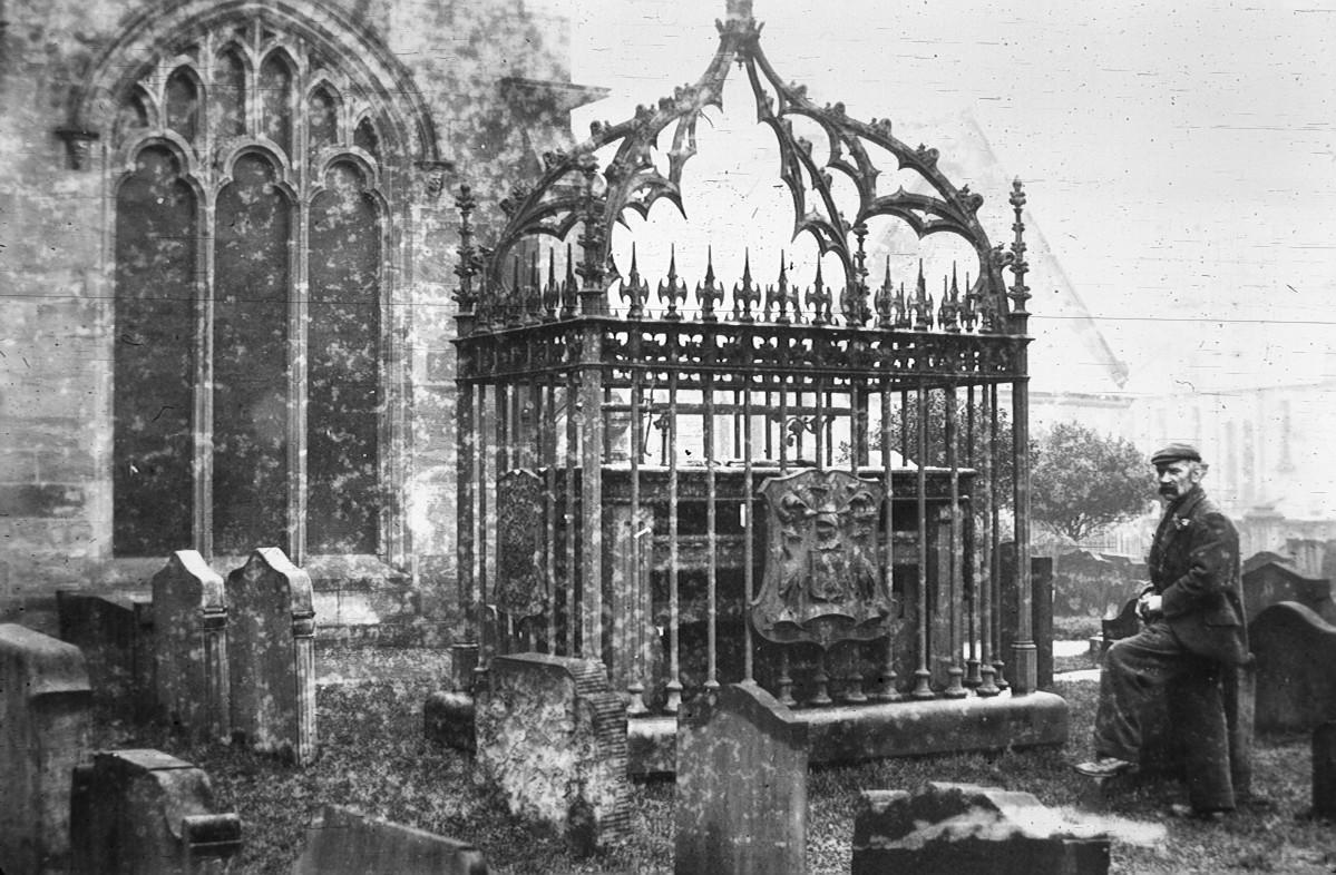 Sir John de Graeme: A Curious Life After Death