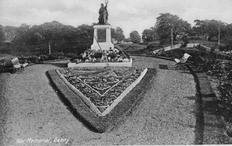 Denny and Dunipace War Memorial