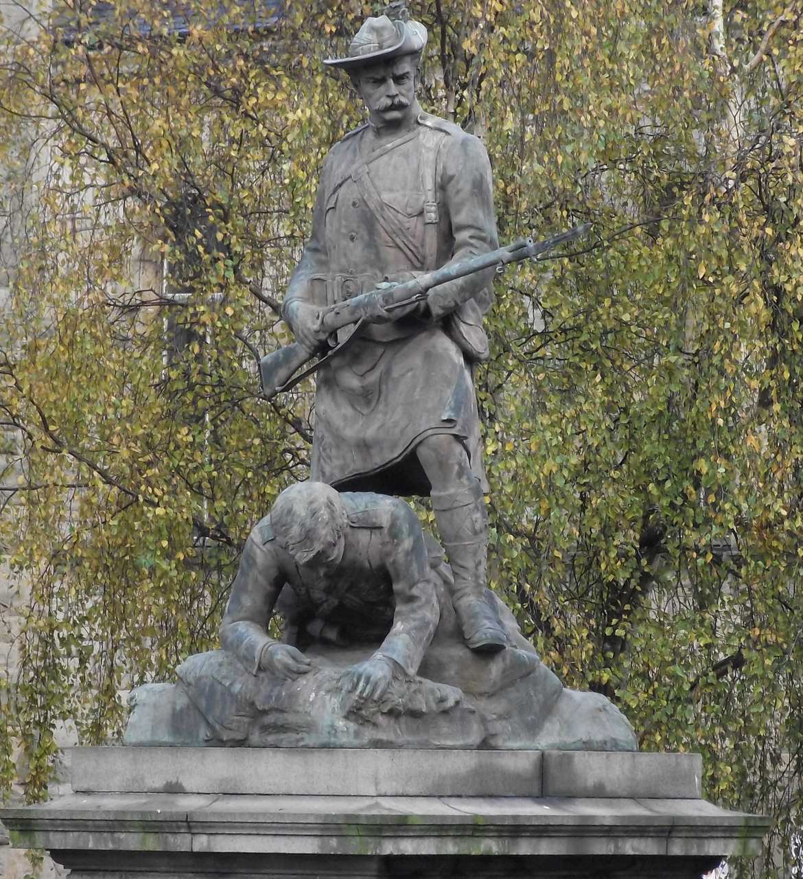 Commemorating the Unnamed Part 1: Supporting Falkirk Families During the Boer War