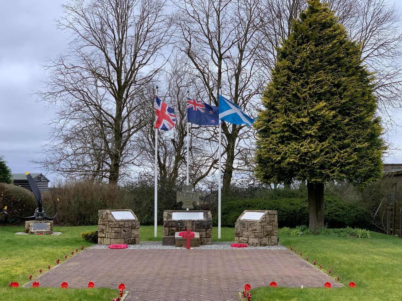 Slamannan Memorial Garden