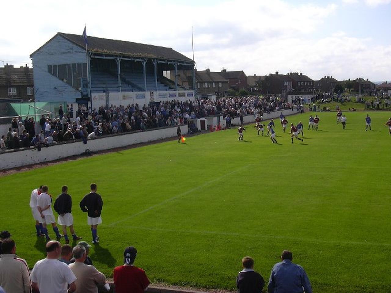 Newtown Park: The Original Community Football Ground
