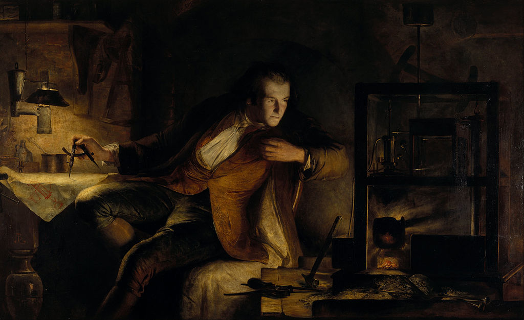 James Watt: Steam Engines and Slavery