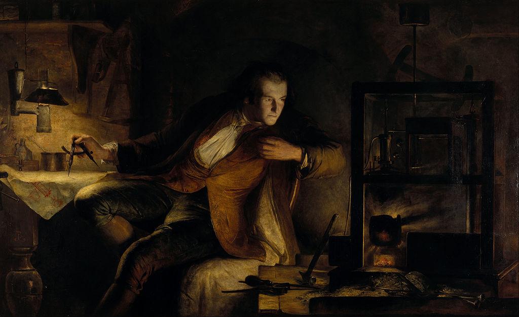 James Watt: Steam Engines and Slavery