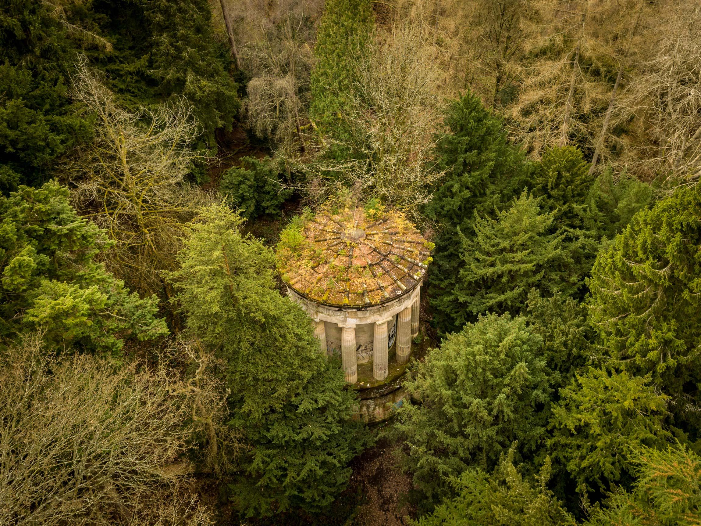 Three Hidden Treasures at Callendar Park
